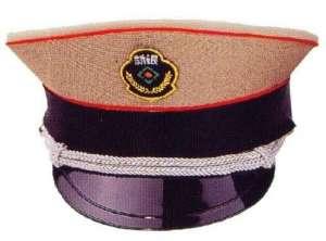 物业保安大盖帽