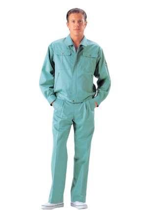 纯色建筑工服