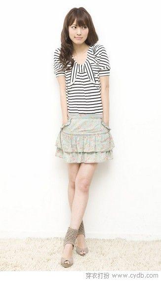 半身裙 膝上十公分的魅惑